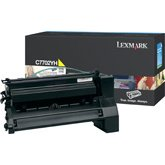 Lexmark C7702YH Laser Cartridge