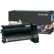 Lexmark C780A1YG Laser Cartridge