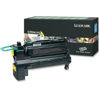 Lexmark C792A1YG Laser Cartridge