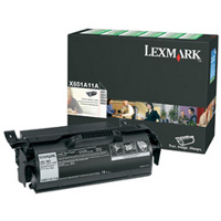 Lexmark X651A11A Laser Cartridge