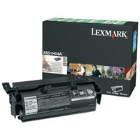 Lexmark X651H04A Laser Cartridge