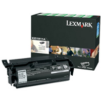Lexmark X651H11A Laser Cartridge
