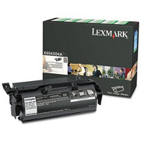 Lexmark X654X04A Laser Cartridge