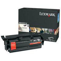 Lexmark X654X21A Laser Cartridge