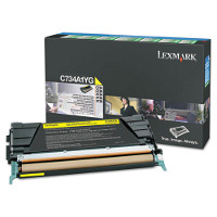 Lexmark X746A1YG Laser Cartridge