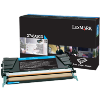 Lexmark X746A2CG Laser Cartridge