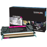 Lexmark X746A2MG Laser Cartridge