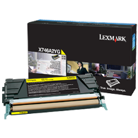 Lexmark X746A2YG Laser Cartridge