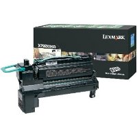 Lexmark X792X1KG Laser Cartridge