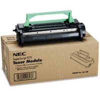NEC 20-120 Black Laser Cartridge