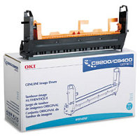 Okidata 41514707 Cyan Laser Toner Printer Image Drum