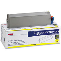 Okidata 41515205 Yellow Laser Cartridge
