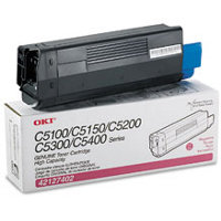 Okidata 42127402 Magenta Laser Cartridge