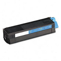 Compatible Okidata 42127403 Cyan Laser Cartridge