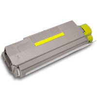 Compatible Okidata 43324417 ( 43865717 ) Yellow Laser Cartridge