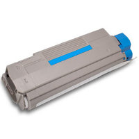Compatible Okidata 43324419 ( 43865719 ) Cyan Laser Cartridge