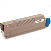 Compatible Okidata 43487733 Yellow Laser Cartridge
