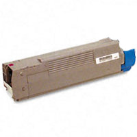 Compatible Okidata 43487734 Magenta Laser Cartridge