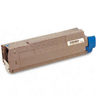 Compatible Okidata 43487735 Cyan Laser Cartridge