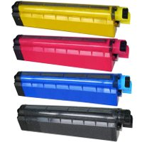 Compatible Okidata 43487733 / 43487734 / 43487735 / 43487736 ( 43487734 ) Multicolor Laser Cartridge