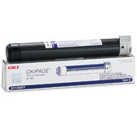 Okidata 52109001 Black Laser Cartridge
