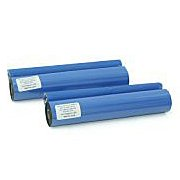 Panasonic KX-FA136 ( Panasonic KXFA136 ) Compatible Thermal Transfer Fax Ribbon Refill Rolls (2/Box)