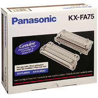 Panasonic KX-FA75 Black Laser Cartridge / Drum