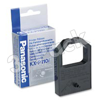 Panasonic KX-P110I ( KXP110I ) Black Fabric Dot Matrix Printer Ribbons (3/Box)