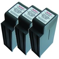 Pitney Bowes® 621-1 Compatible Discount Ink Cartridges (3/Pack)