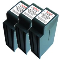 Pitney Bowes® 766-8 Compatible Discount Ink Cartridges (3/Pack)