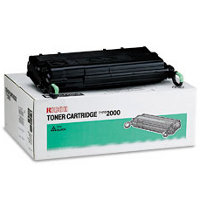 Ricoh 400394 Black High Capacity Laser Cartridge