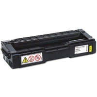 Compatible Ricoh 407656 Yellow Laser Cartridge