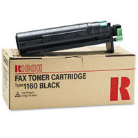 Ricoh 430347 Black Fax Laser Cartridge