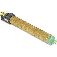 Compatible Ricoh 821027 Yellow Laser Cartridge