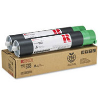 Ricoh 887716 Black Laser Cartridges (2 per carton) ( Replace 887630 )