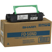 Sharp FO50ND Black Laser Cartridge