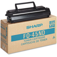 Sharp FO45ND Black Laser Cartridge / Developer
