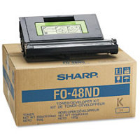 Sharp FO48ND Black Laser Cartridge / Developer