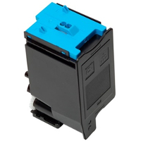 Compatible Sharp MX-C30NTC Cyan Laser Cartridge