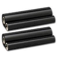 Sharp UX-10CR ( Sharp UX10CR ) Compatible Thermal Transfer Fax Ribbon Refill Rolls (2/Pack)