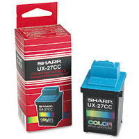 Sharp UX-27CC Color Discount Ink Cartridge