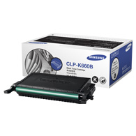Samsung CLP-K660B Laser Cartridge