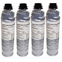 Savin 9856 Compatible Laser Bottles (4/Pack)