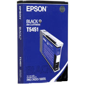 Epson T545100 Black Photographic Dye Discount Ink Cartridge