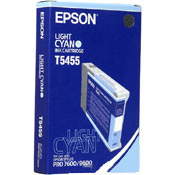 Epson T545500 Light Cyan Photographic Dye Discount Ink Cartridge
