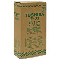 Toshiba IF03 ( Toshiba IF03W ) Thermal Transfer Fax Ribbons (2/Box)