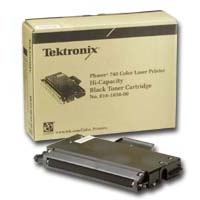 Xerox / Tektronix 016-1656-00 Black High Capacity Laser Cartridge