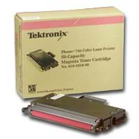 Xerox / Tektronix 016-1658-00 Magenta High Capacity Laser Cartridge