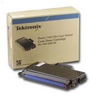 Xerox / Tektronix 016-1685-00 Cyan Laser Cartridge