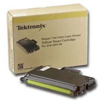 Xerox / Tektronix 016-1687-00 Yellow Laser Cartridge